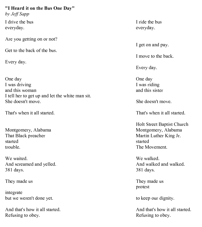 Two voice poem writing template by msgalbraith   tpt.