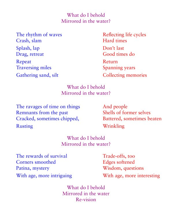 photograph relating to Poems for Two Voices Printable titled A Poem for 2 Voices Venture - clroom